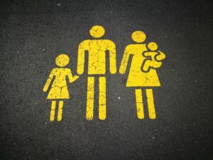 Parenting symbol in Iceland representing the progressive parental aspects of Icelandic business culture