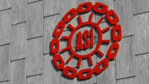 Icelandic labour union ASI logo