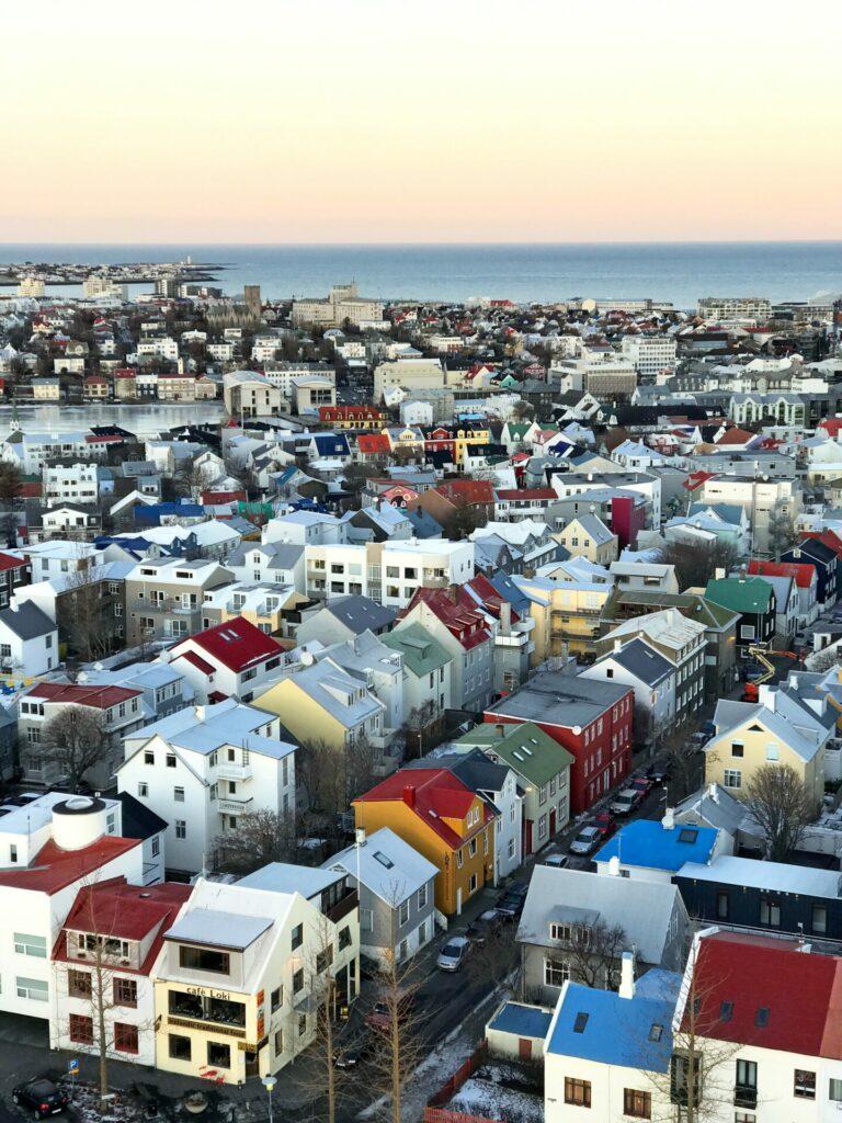 Property management Iceland